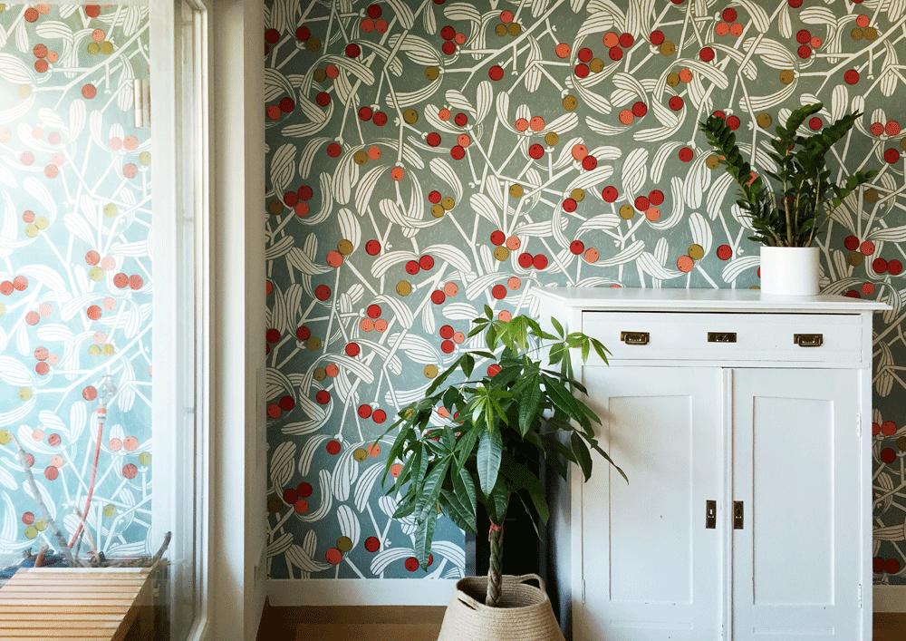 customized Wallpaper design Florine Glück