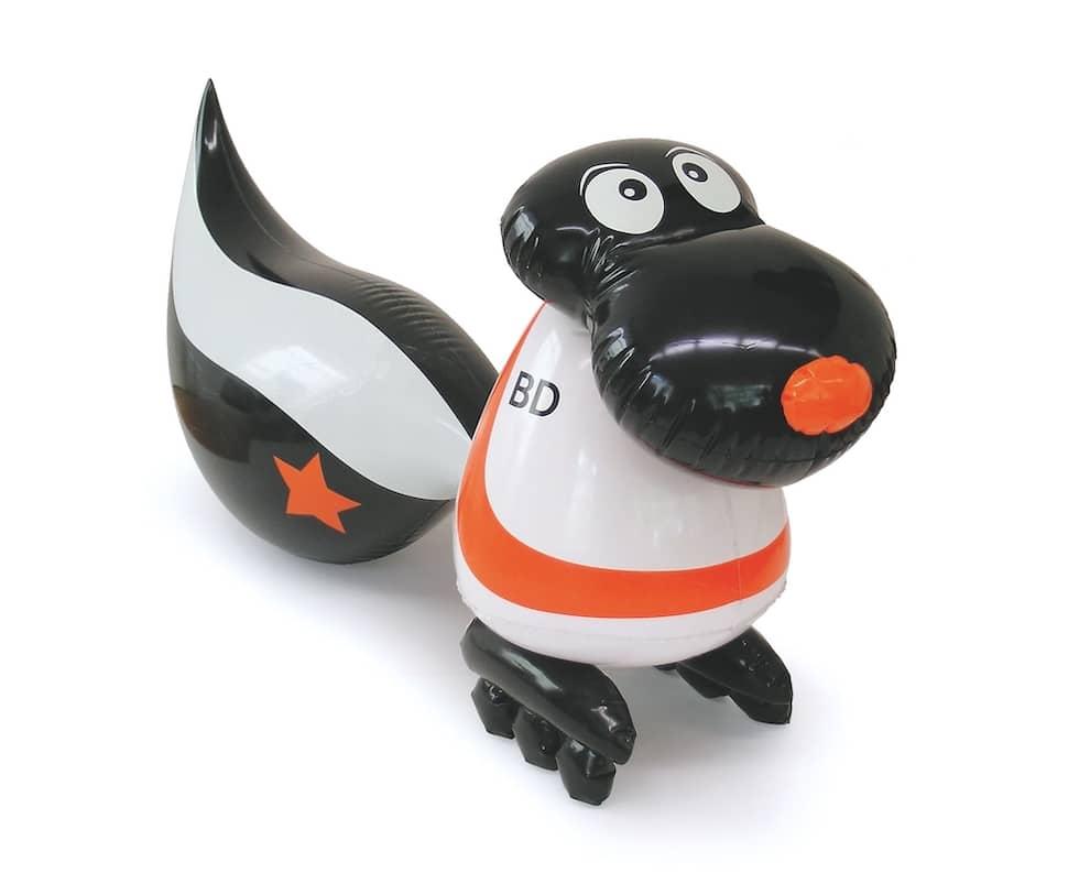 Designer Toy aufblasbar Design-Maskottchen