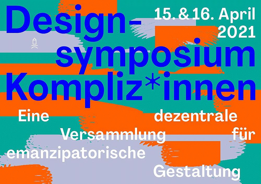 Digitales Designsymposium KOMPLIZ*INNEN an der BURG