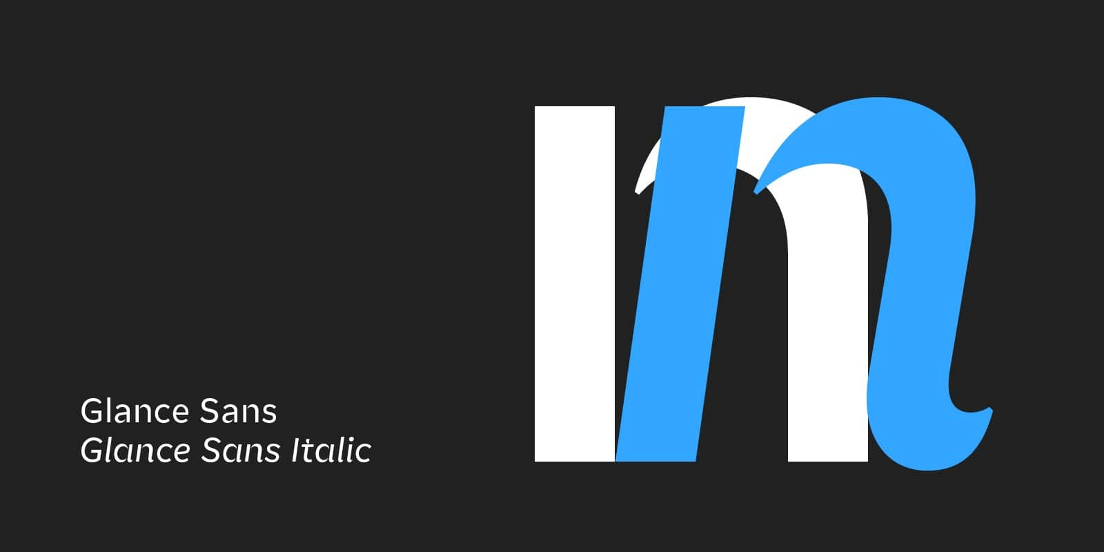 GlanceItalic