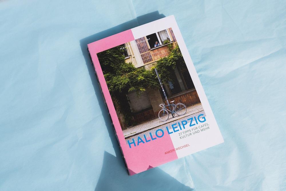 Hallo Leipzig: Cover