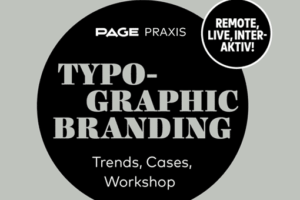 Typografie als Branding-Tool – neues Webinar