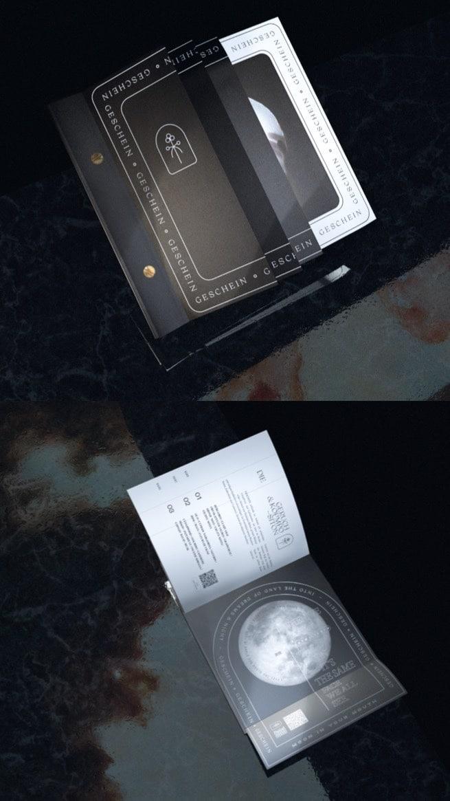 Parfum-Packaging-Geschein
