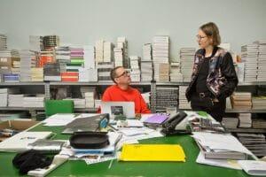 Podcast fuer Buchgestalter Spector Books