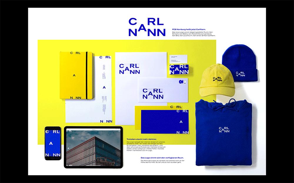 Redesign CarlNann