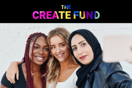 Shutterstock Create Fund