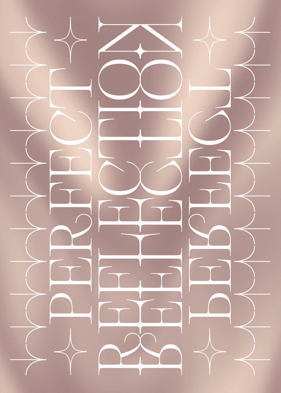 Typo-Buch-Tipp New Aesthetic mit Emma Marichal