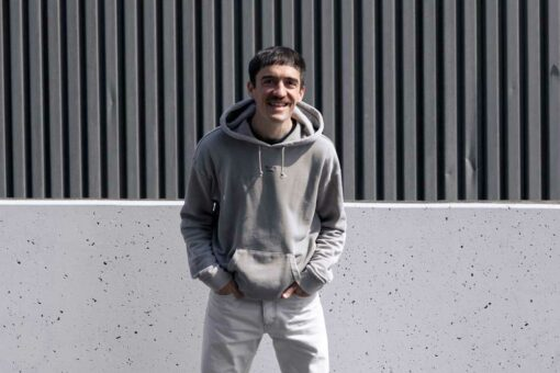 Portraet Kevin Visdeloup