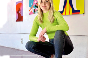 Lisa Tegtmeier, Illustratorin in Hamburg