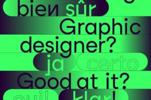 Junge Grafik Award Key Visual