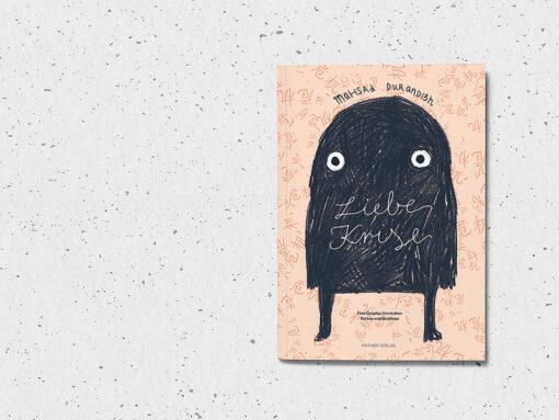 Nachwuchs: Mahsad Durandish entwarf die Graphic novel »Liebe Krise«, die sich mit dem Thema Resilienz beschäftigt