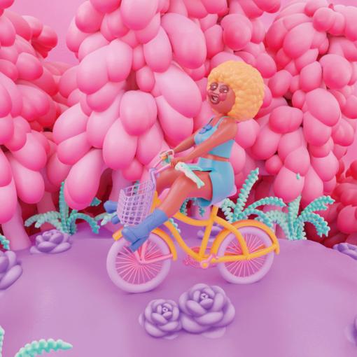 3D-Illustration von Loulou Joao