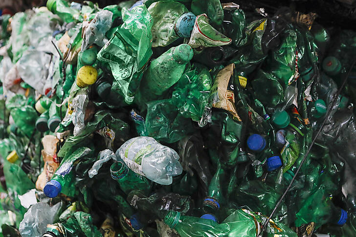 Fotos Recycling Kunststoffflaschen Westend61