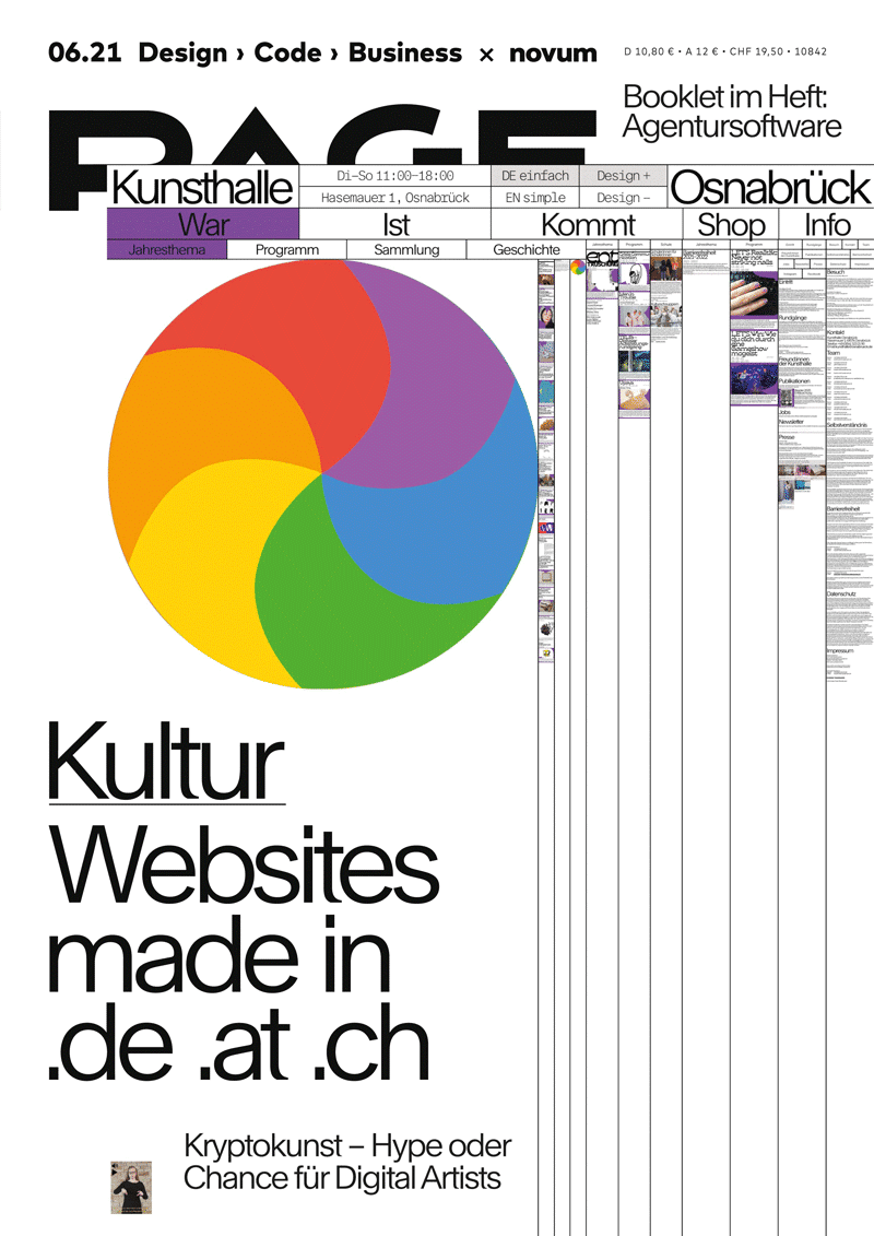 Produkt: PAGE 06.2021