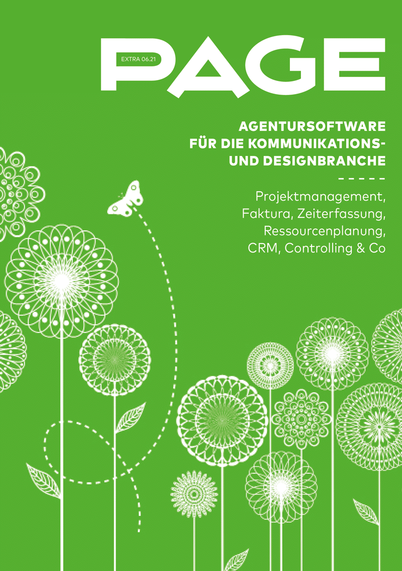 Produkt: eDossier: »PAGE EXTRA Agentursoftware 2021«