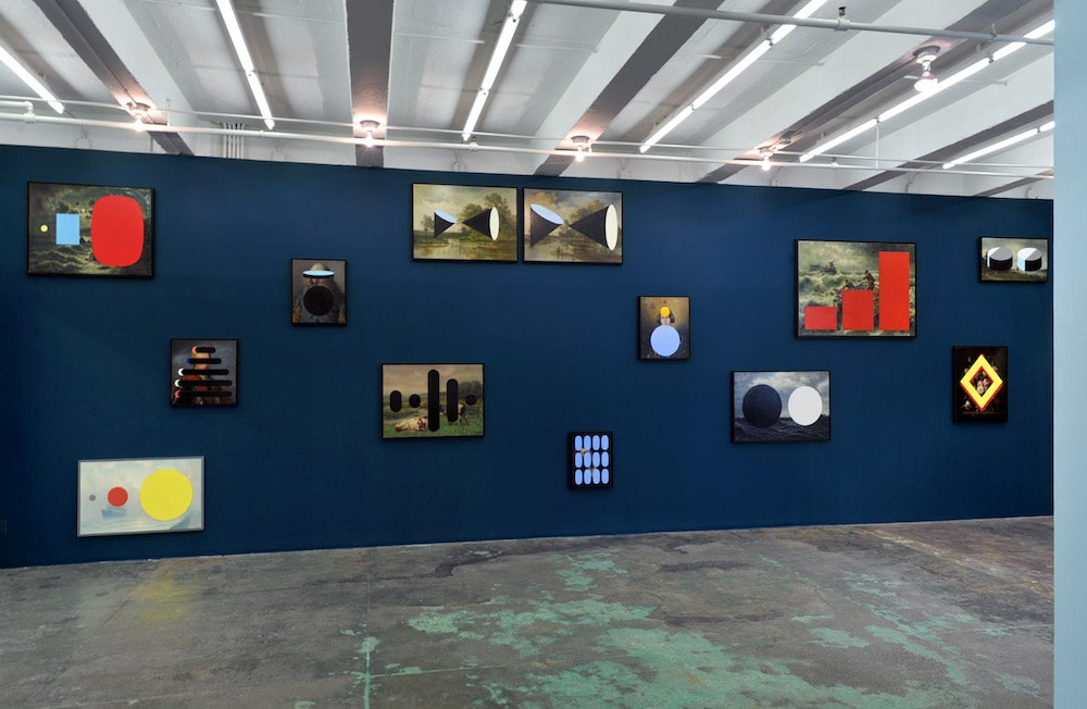 Beautiful Numbers Ausstellung in der Thomas Erben Gallery in New York