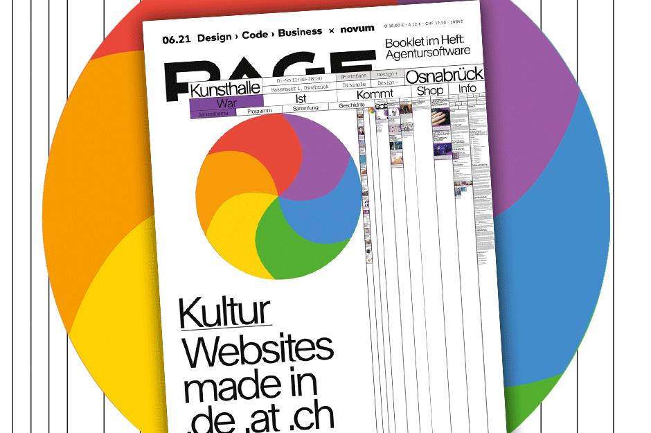 Die spannendsten Kultur-Websites made in .de .at .ch