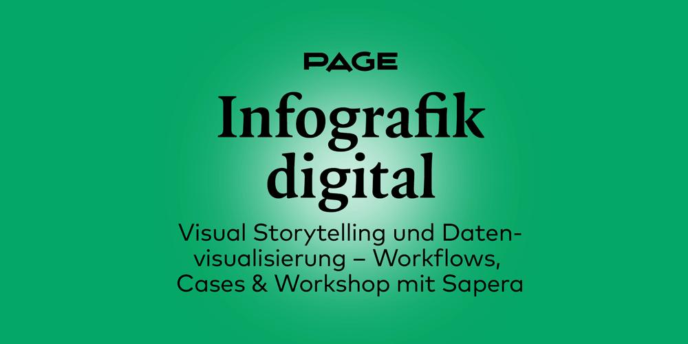 Webinar Workshop Infografik digital