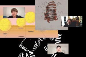Portfolio Slam Motion Design