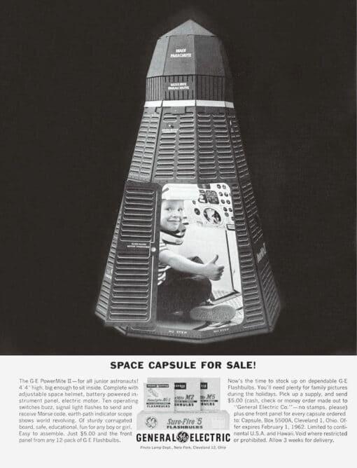 Vintage Werbung Kinder 1960er Jahre
