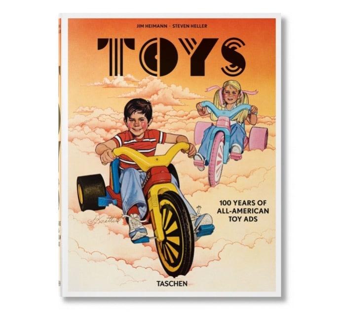 Vintage-Werbung USA Bildband »Toys«