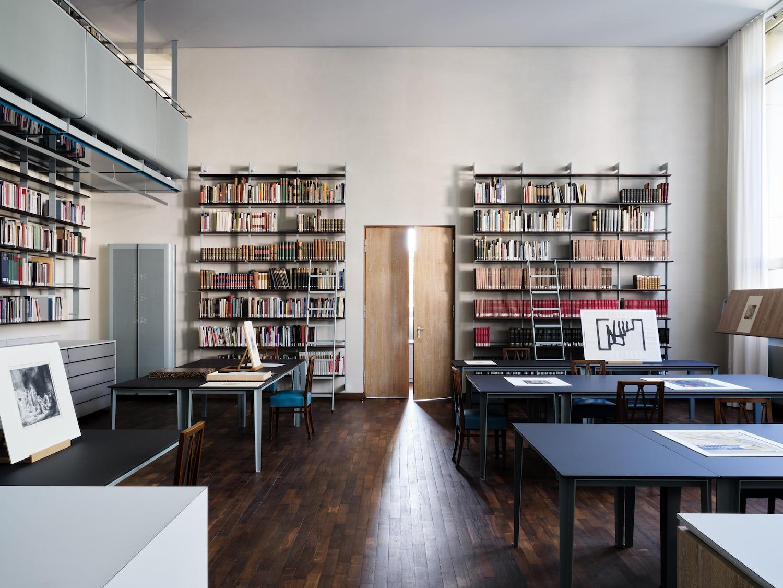 Studiensaal Städel Museum Neu