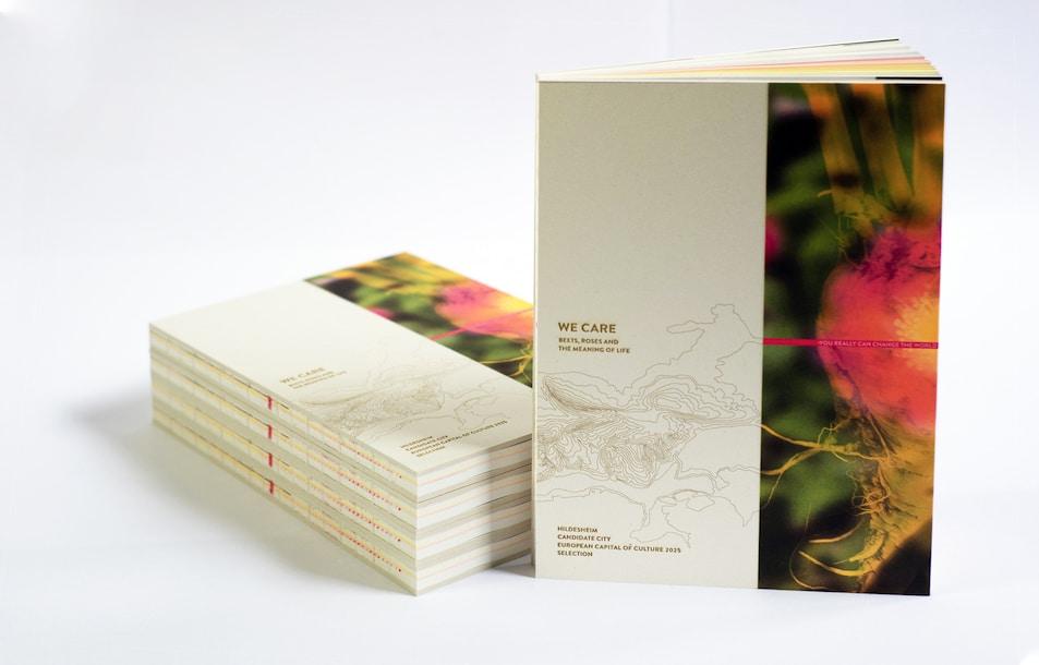 Bewerbungsbuch Kulturhauptstadt HAWK