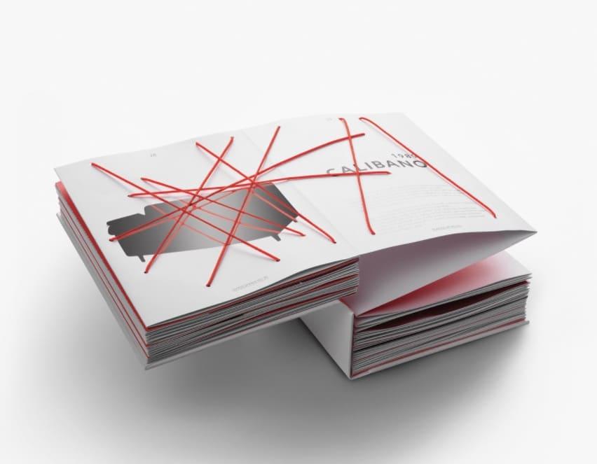Buchdesign ungewoehnliche Bindetechnik