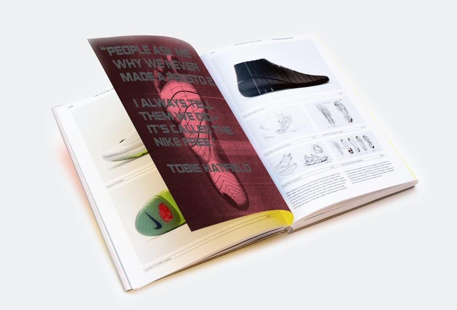 Design und Technik: Neues Buch von Nike