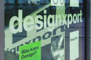 designxport Ausstellung Das kann Design