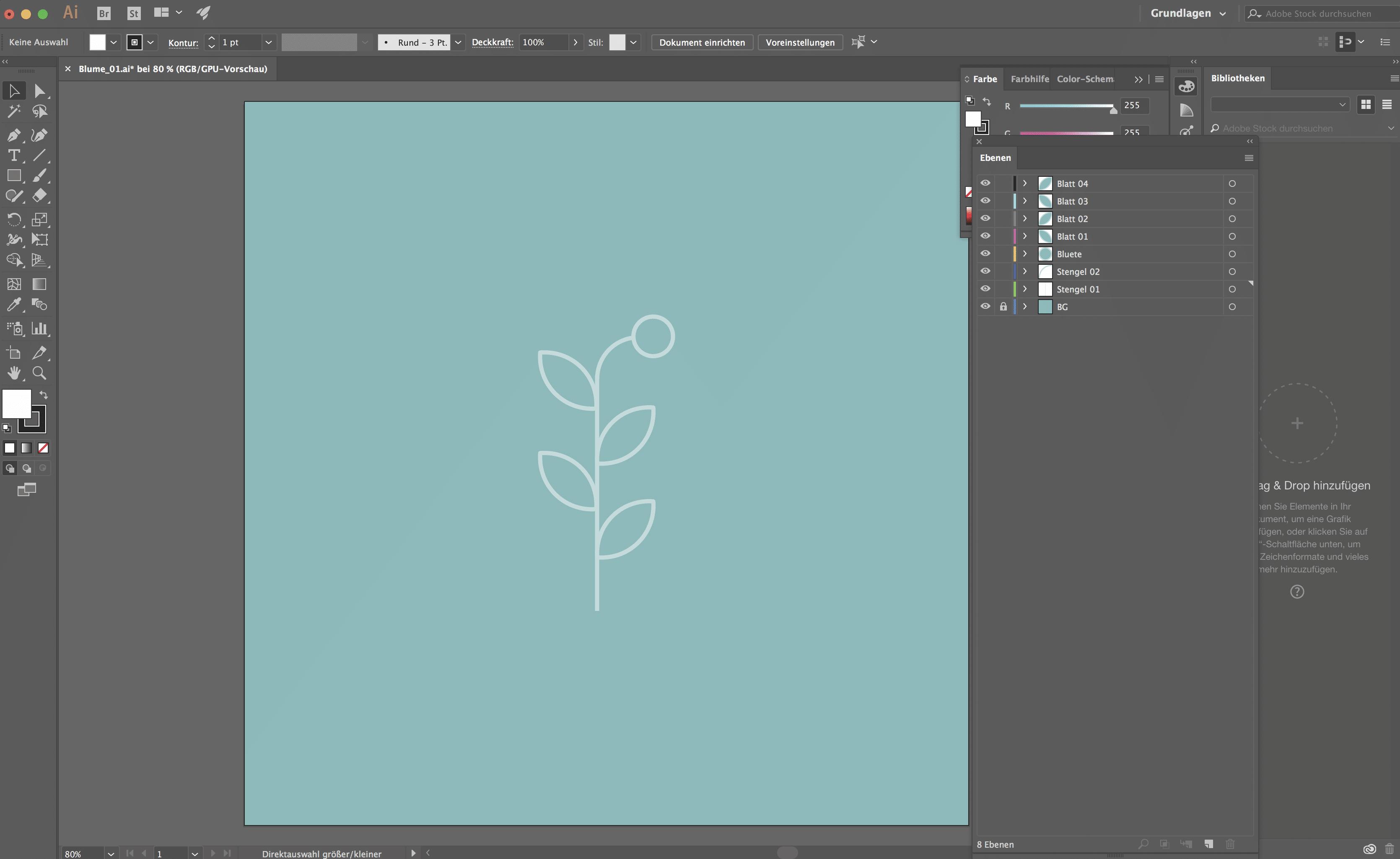 SVG-Animationen-Tutorial: Schritt 1