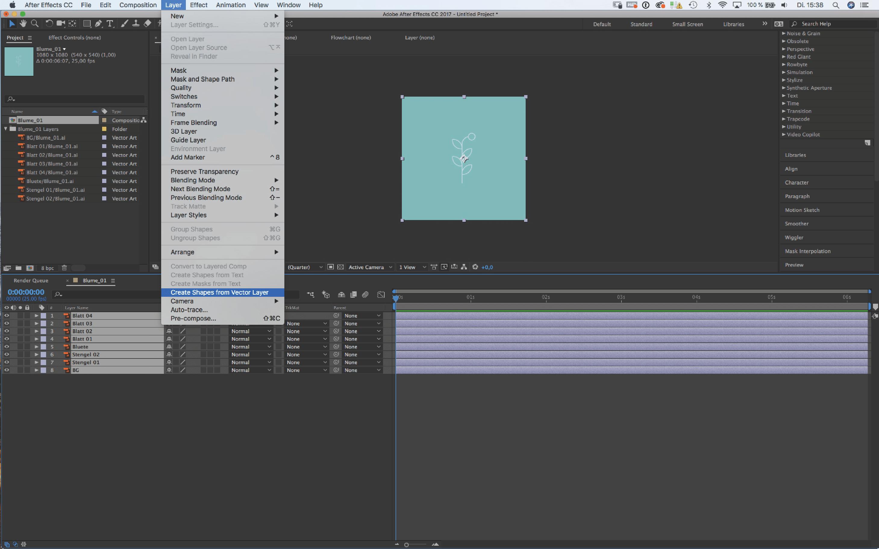 SVG-Animationen Tutorial Step3