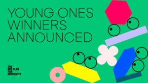 Young Ones 2021 Winners