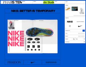 So arbeitet man bei Nike