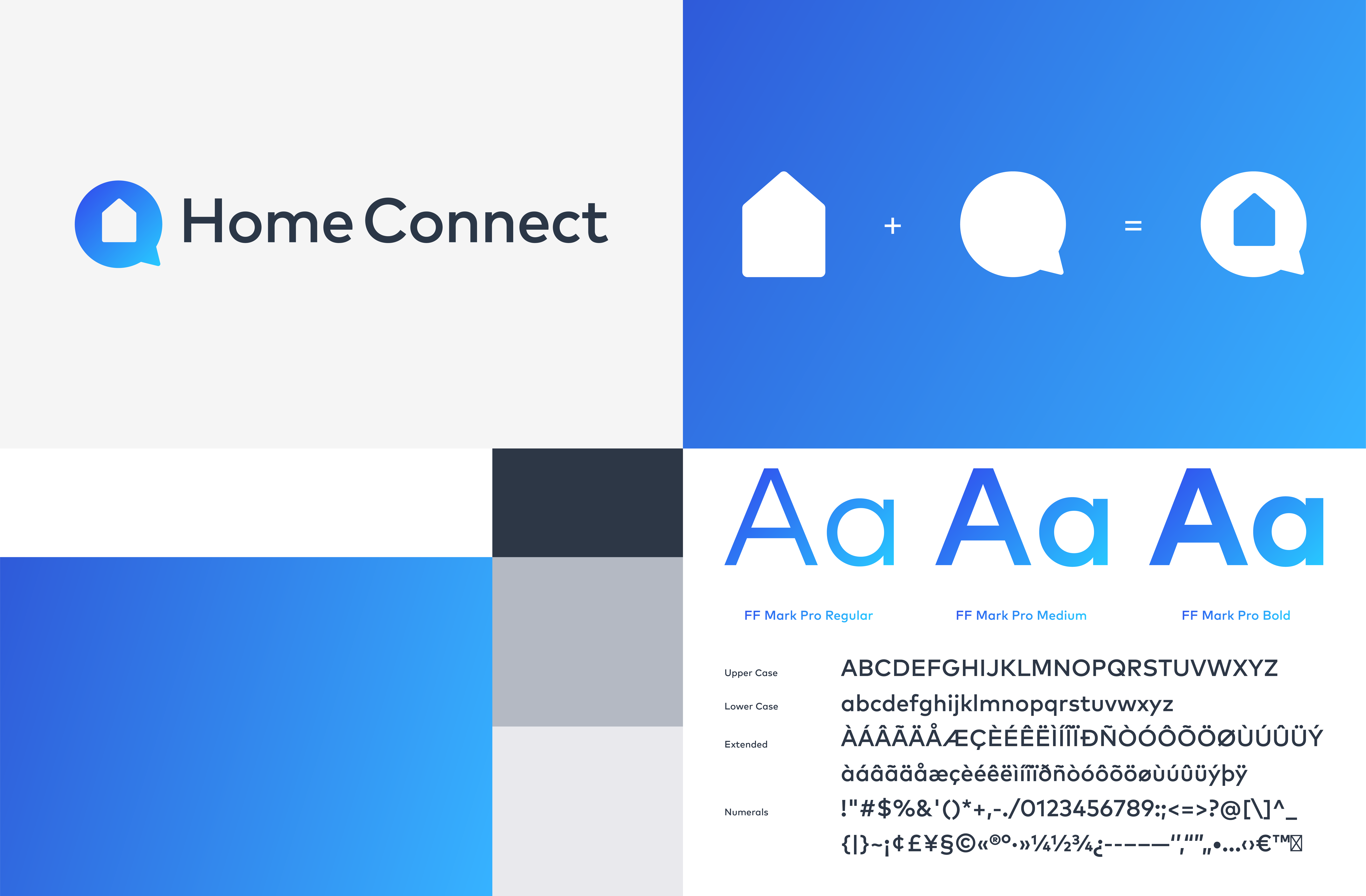 Corporate Design BSH Home Connect