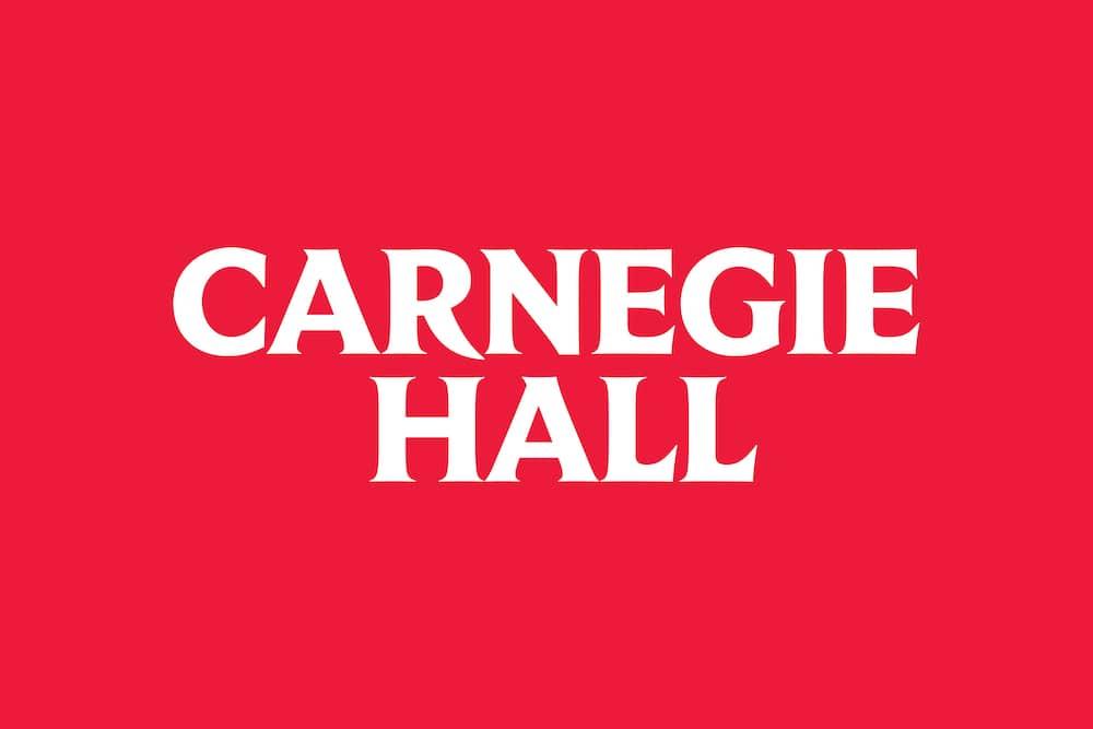 CarnegieHallLogo