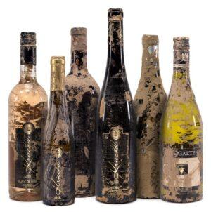 6 Flaschen Flutwein