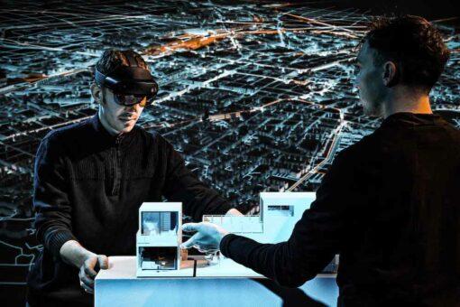 Human Factors Lab Architektur
