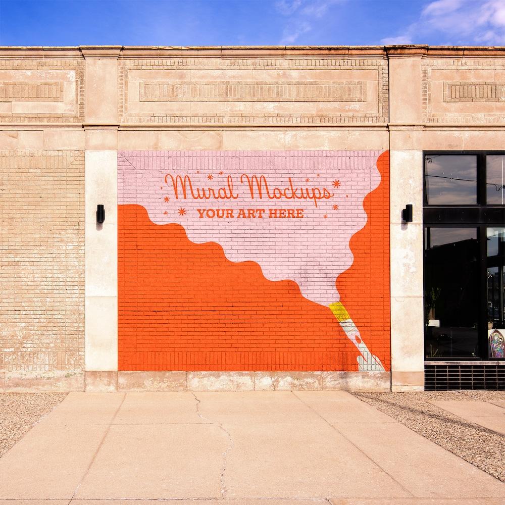 Mural Mockup