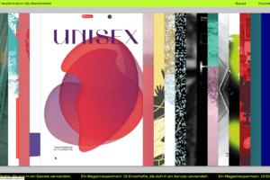 Magazin Transfpromation Unisex Cover