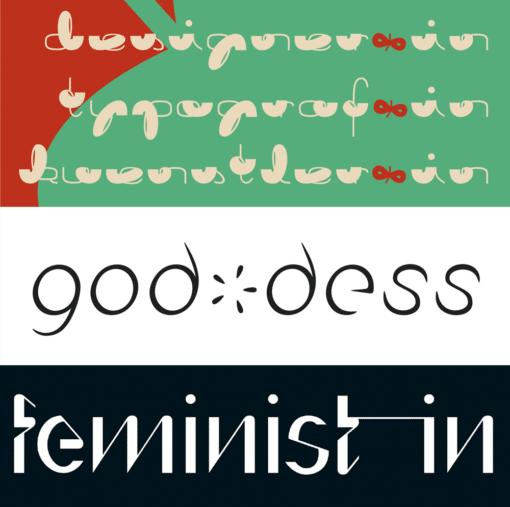 Typografie und Feminismus