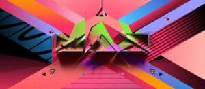 Adobe MAX 2021 Key Visual