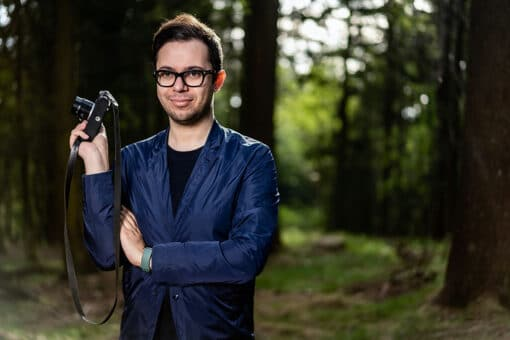 Simon Malz, Partner des Designstudios Lichtsignale