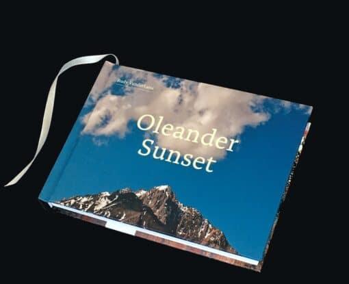 OleanderSunsetCover
