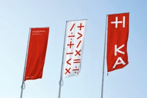 Rebranding: Hochschule Karlsruhe
