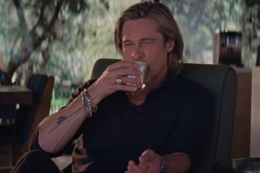 Brad Pitt Testimonial DeLonghi