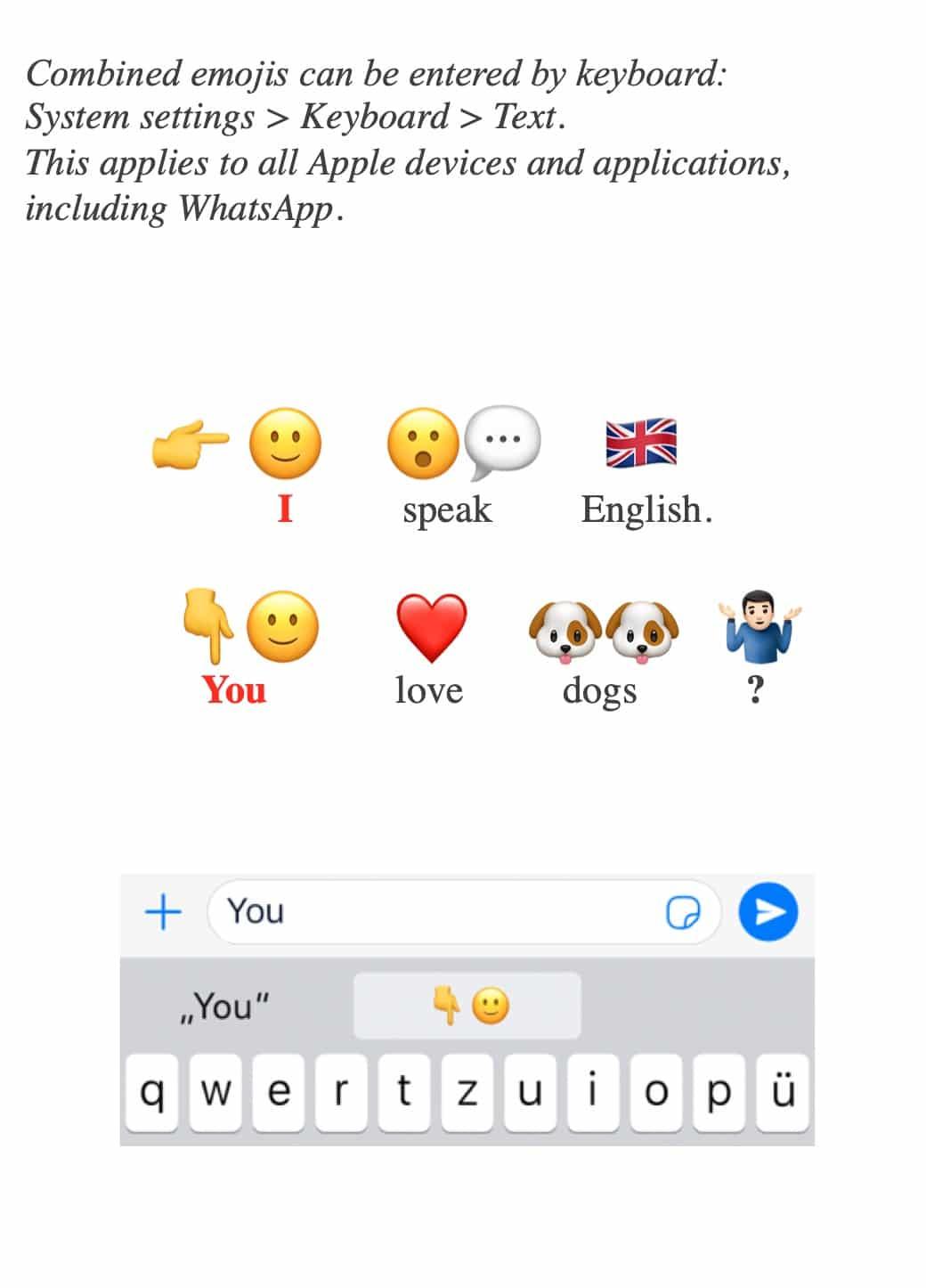 EmojiEnglish