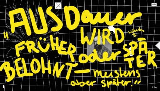 Game Design: versuch4563.fun von Nina Kleinert