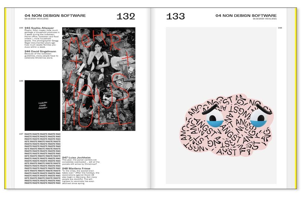 Tagebuch in 100 Plakaten