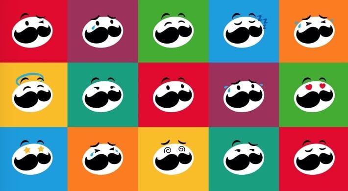 Redesign Pringles Emotions